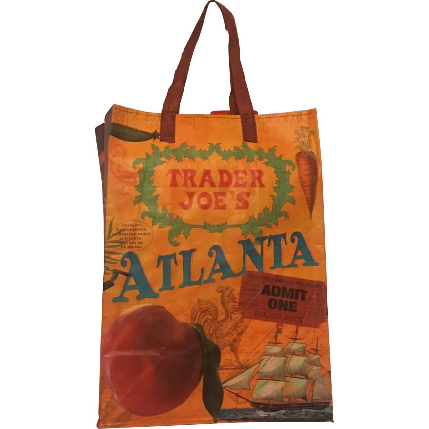 Image result for trader joe's logo atlanta bag