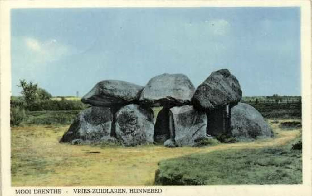 Beautiful Drenth - Freeze-Zuidlaren, Hunnebed Mooi Drenth - Vries-Zuidlaren, Hunnebed - The Mystery of the Hunebedden Dolmens of Drenthe, Netherlands – Greetings from the Past